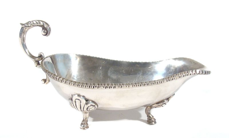 25162 Sanborns Sterling Silver Boat (1)